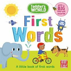Toddler's World: First Words - Pat-a-Cake (ISBN: 9781526380487)