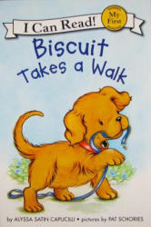 Biscuit Takes a Walk (ISBN: 9780061177460)