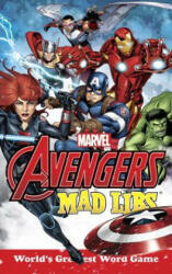 Marvel's Avengers Mad Libs (ISBN: 9780399539503)