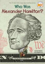 Who Was Alexander Hamilton? (ISBN: 9780399544279)