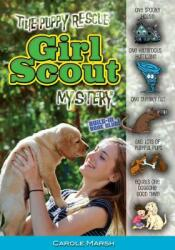 The Puppy Rescue Girl Scout Mystery (ISBN: 9780635131355)