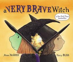 A Very Brave Witch (ISBN: 9780689867316)