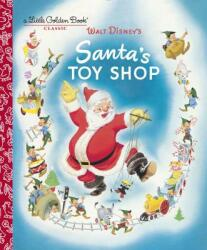 Santa's Toy Shop (ISBN: 9780736434010)