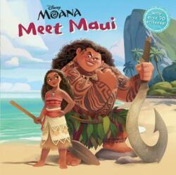 Meet Maui (ISBN: 9780736437387)
