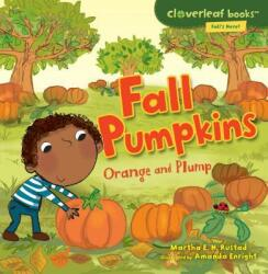 Fall Pumpkins: Orange and Plump (ISBN: 9780761385097)