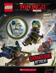 Garmadon Attack! (ISBN: 9781338139709)