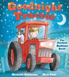 Goodnight Tractor: The Perfect Bedtime Book! (ISBN: 9781438006642)
