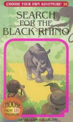 Search for the Black Rhino (ISBN: 9781937133016)