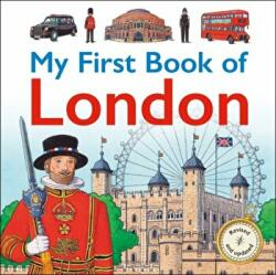 My First Book of London (ISBN: 9781408897607)