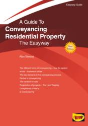Conveyancing Residential Property (ISBN: 9781847167804)