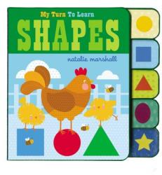 My Turn to Learn Shapes (ISBN: 9780316251662)