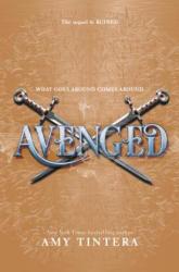 Avenged (ISBN: 9780062396648)
