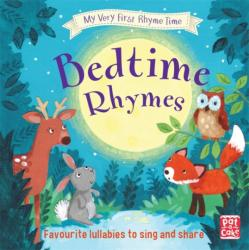 My Very First Rhyme Time: Bedtime Rhymes - Favourite bedtime rhymes with activities to share (ISBN: 9781526380883)