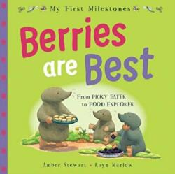 My First Milestones: Berries Are Best (ISBN: 9780192768506)