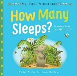My First Milestones: How Many Sleeps? (ISBN: 9780192768544)