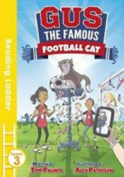 Gus the Famous Football Cat (ISBN: 9781405290944)