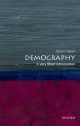 Demography: A Very Short Introduction (ISBN: 9780198725732)