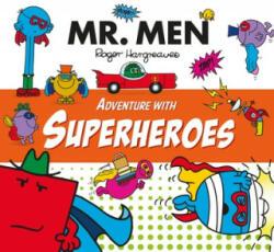 Mr Men Adventure with Superheroes (ISBN: 9781405291255)