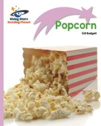 Reading Planet - Popcorn - Lilac Plus: Lift-off First Words (ISBN: 9781510429642)