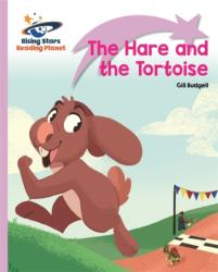 Reading Planet - The Hare and the Tortoise - Lilac Plus: Lift-off First Words (ISBN: 9781510429673)