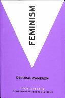Feminism - Ideas in Profile (ISBN: 9781781258378)