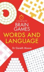 10-Minute Brain Games - Words and Language (ISBN: 9781782439066)