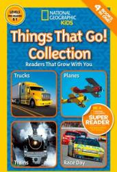 Things That Go Collection (ISBN: 9781426319723)
