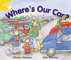 Rigby Star Guided Year 1 Yellow Level: Where's Our Car? Pupil Book (ISBN: 9780433026686)