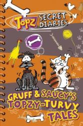 Gruff & Saucy's Topzy Turvy Tales - Alexa Tewkesbury (ISBN: 9781853455537)