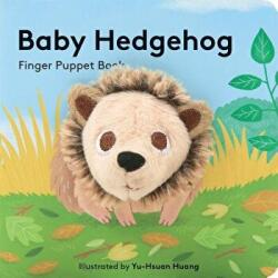 Baby Hedgehog: Finger Puppet Book (ISBN: 9781452163765)