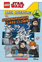 STORMTROOPER CLASS CLOWNS (ISBN: 9781338262506)