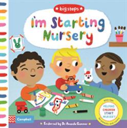 I'm Starting Nursery (ISBN: 9781509836345)