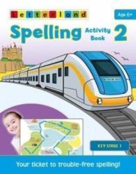 Spelling Activity Book 2 (ISBN: 9781782483038)