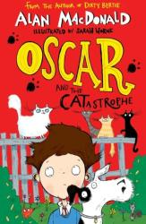 Oscar and the CATastrophe (ISBN: 9781405287241)