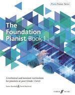 Foundation Pianist Book 1 (ISBN: 9780571540655)