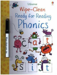 Wipe-Clean Ready for Reading Phonics (ISBN: 9781474936941)