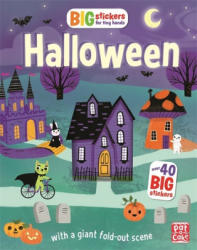 Big Stickers for Tiny Hands: Halloween (ISBN: 9781526380593)