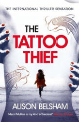 Tattoo Thief (ISBN: 9781409175131)