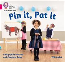 Pin it, Pat it - Band 1a/Pink a (ISBN: 9780008307998)