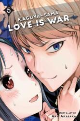 Kaguya-sama: Love Is War, Vol. 5 - Aka Akasaka (ISBN: 9781974700509)