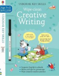 Wipe-Clean Creative Writing (ISBN: 9781474951098)