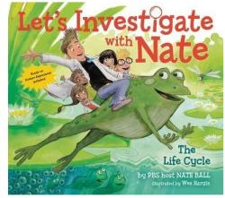 Let's Investigate with Nate 4: The Life Cycle (ISBN: 9780062357489)