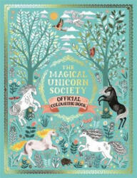 Magical Unicorn Society Official Colouring Book (ISBN: 9781789290561)