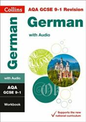 AQA GCSE 9-1 German Workbook (ISBN: 9780008326784)