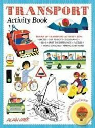 Transport Activity Book (ISBN: 9781787080225)
