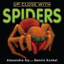 Up Close With Spiders (ISBN: 9780823440443)