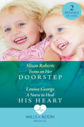 Twins On Her Doorstep (ISBN: 9780263269512)