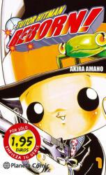 Tutor hitman reborn! - AKIRA AMANO (2014)