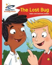 Reading Planet - The Lost Bug - Red B: Comet Street Kids - Adam Guillain (ISBN: 9781471878312)