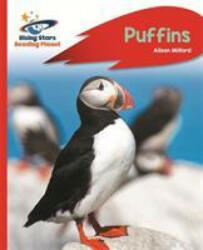 Reading Planet - Puffins - Red A: Rocket Phonics (ISBN: 9781471880018)